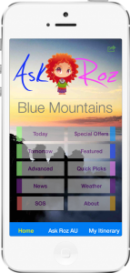 Ask Roz Blue Mountains free app