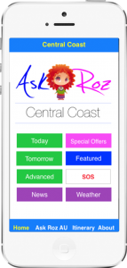 AR Central Coast FREE Apple and Android apps
