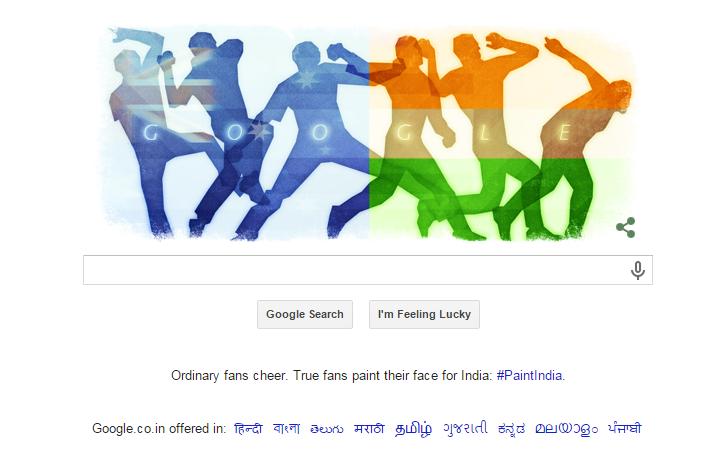 Australia v India World Cup 2015