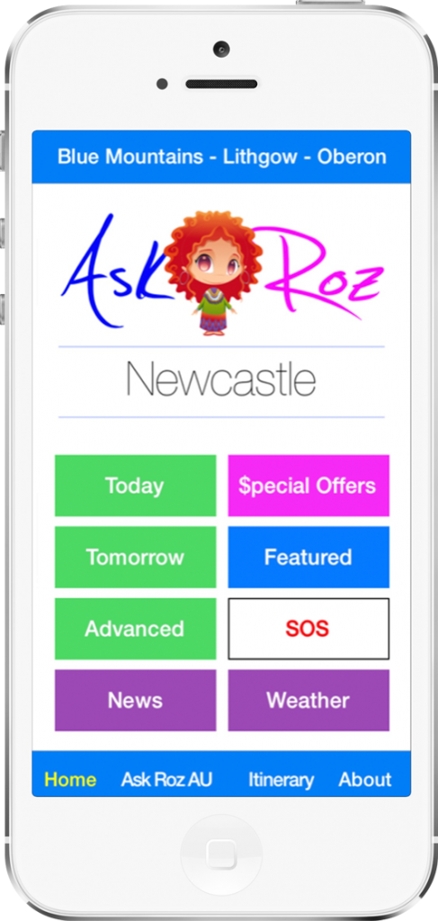Asj Roz Newcastle to find great things to see and do