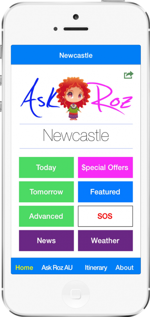 Ask Roz Newcastle