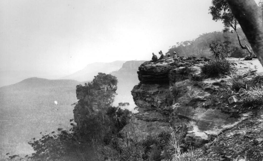 Orphan Rock, Katoomba
