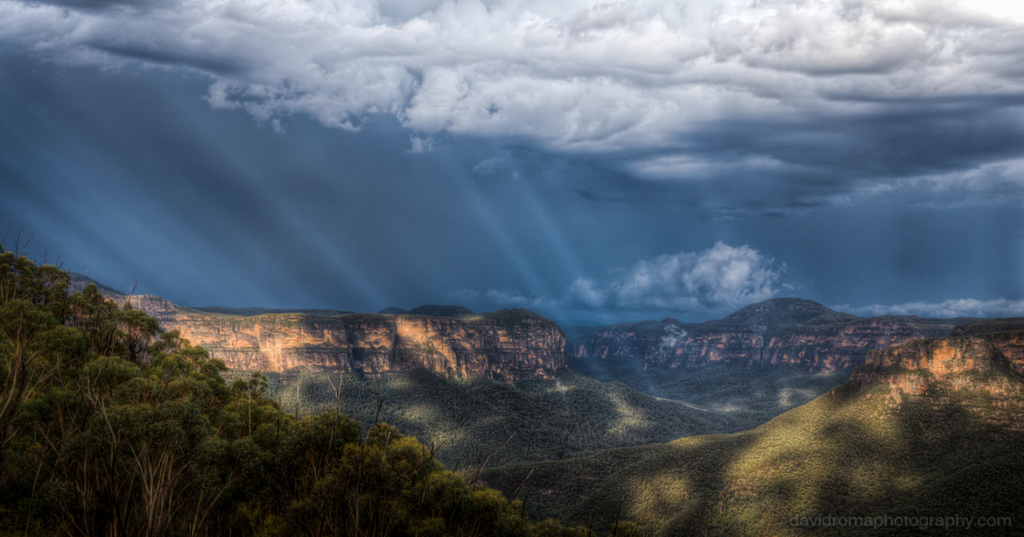 Ask Roz Blue Mountains Photographer of the week David Roma