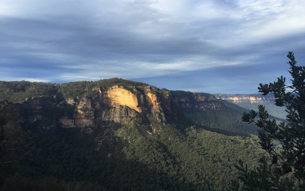 Botting Lookout Blue Mountains