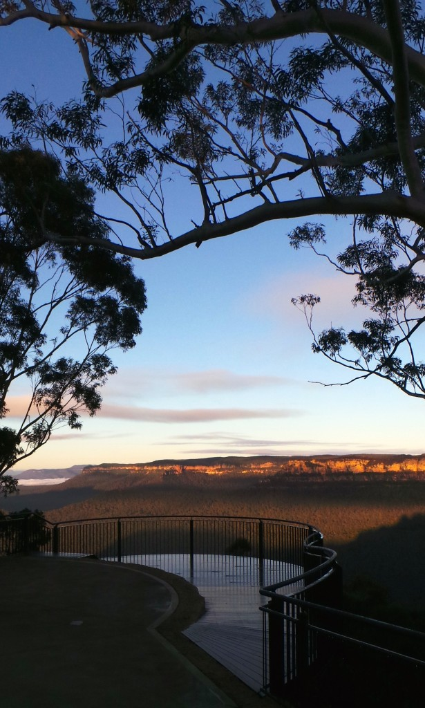 Echo Point, 3 Ststers, Katoomba, Ask Roz Blue Mountains