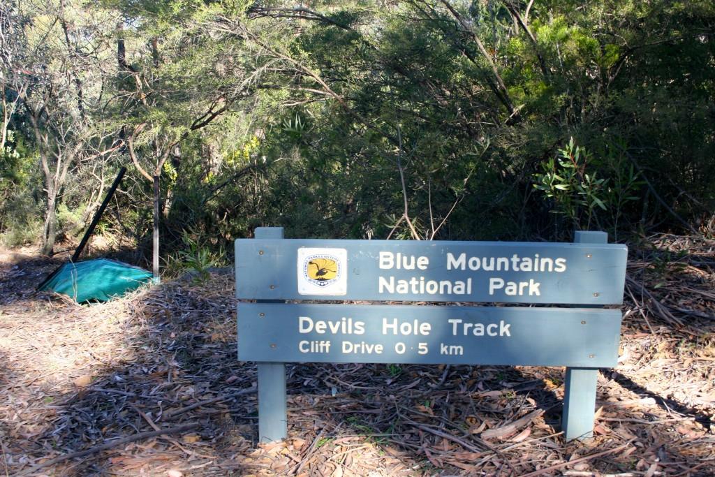 The Devils Hole Katoomba