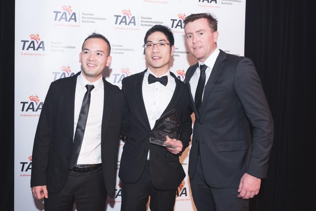 Escarpment Group TAA Awards