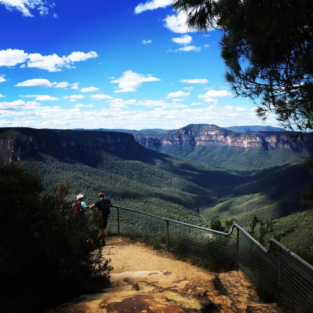 Valley View Lookout - Blackheath