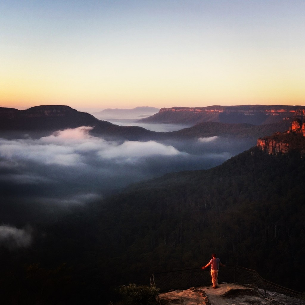 Olympian Rock Lookout - Leura