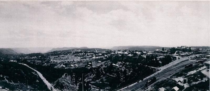 Kingsford Smith Memorial Park Katoomba