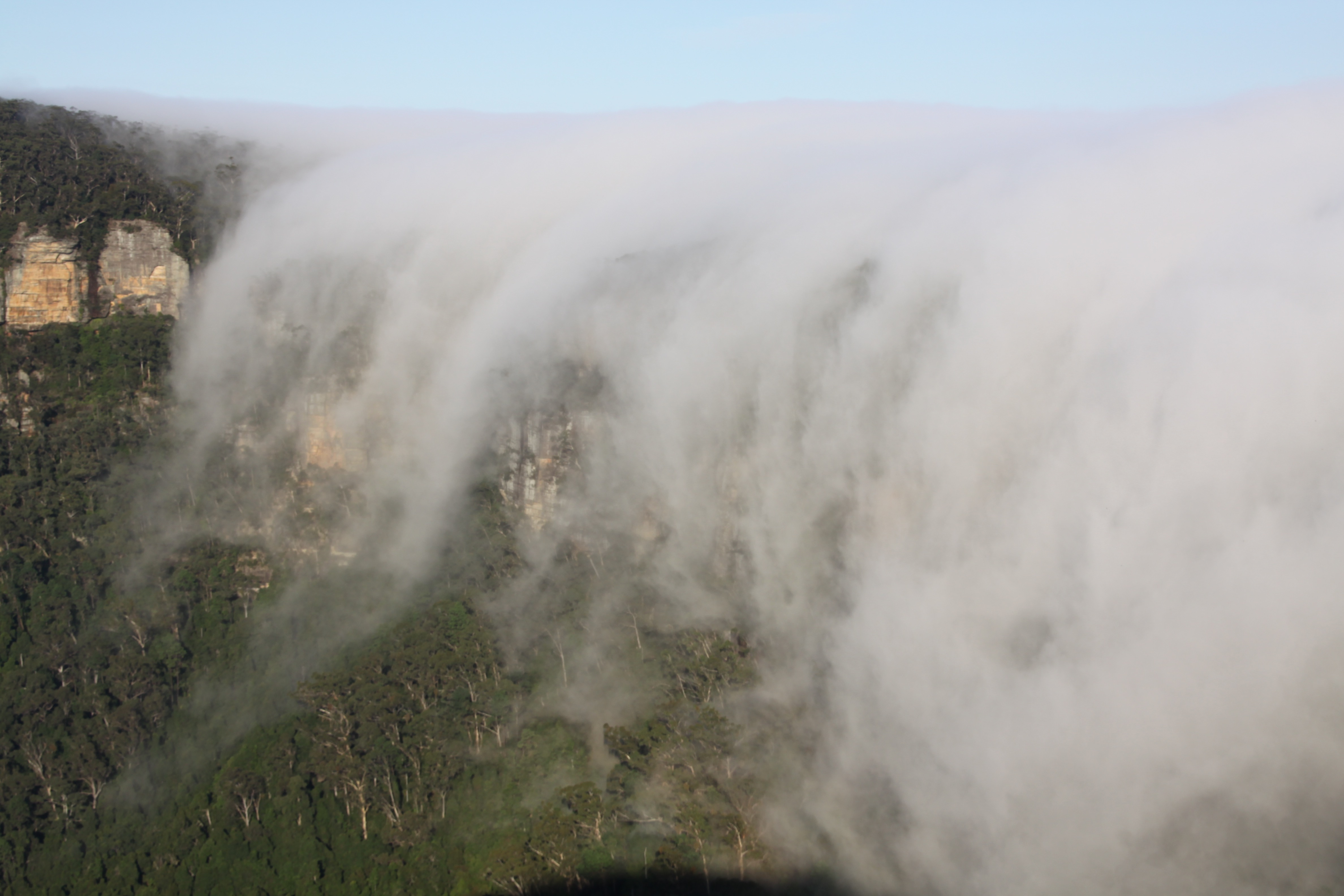 Phantom Falls Katoomba Blue Mountains Ask Roz
