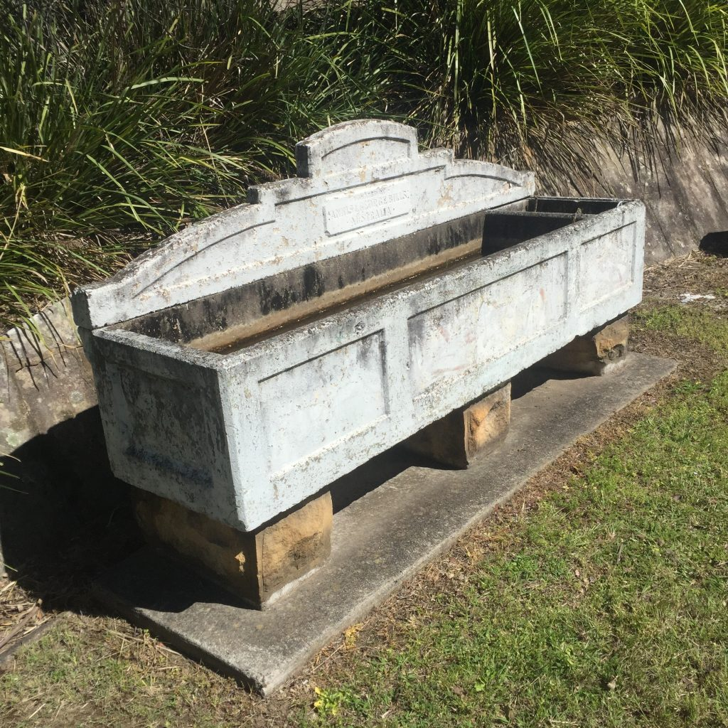 Warrimoo Horse Trough