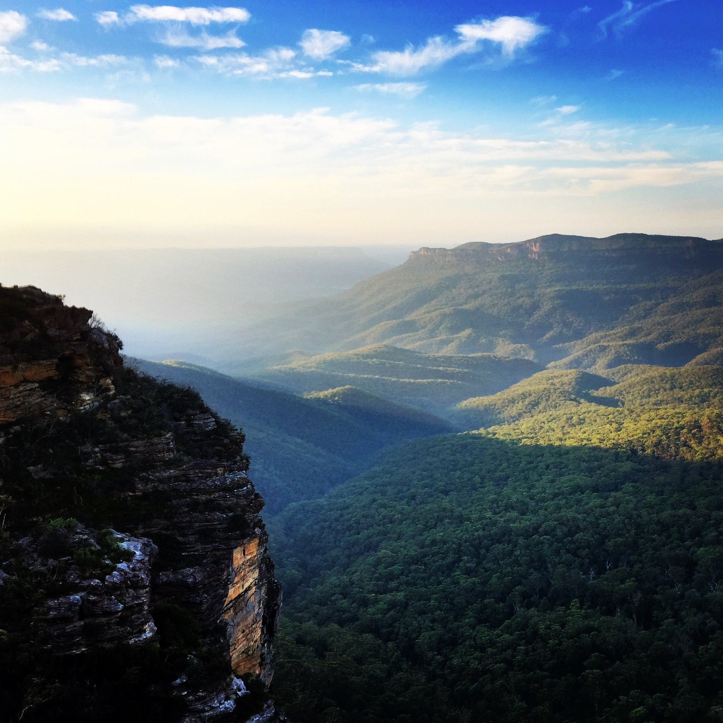 Olympian Rock Ask Roz Blue Mountains best sunrise spots in Leura