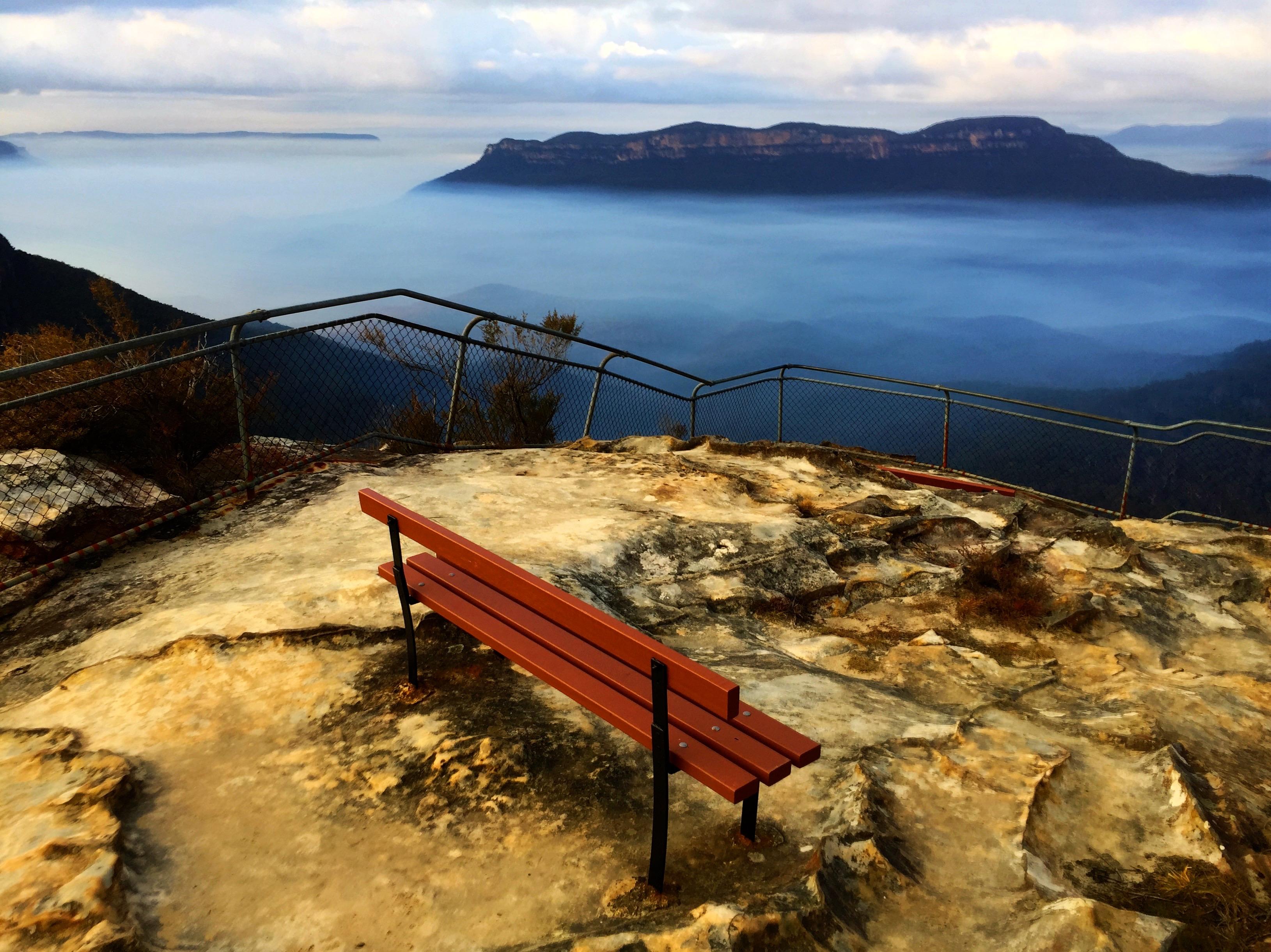 Elysian Rock Ask Roz Blue Mountains best sunrise spots in Leura