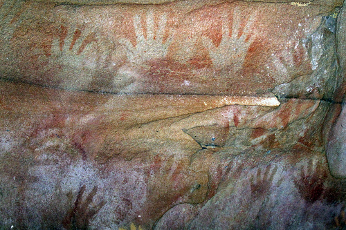 Ask Roz Red Hand Cave Glenbrook