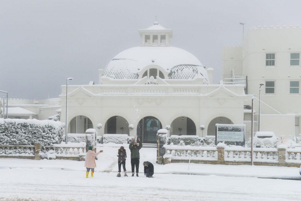Hydro Majestic Hotel - SNOW (2)