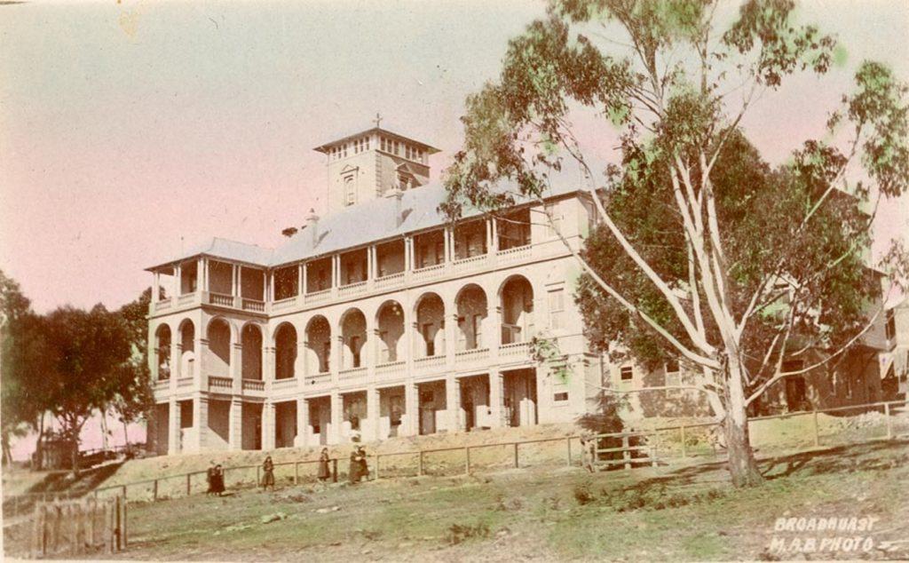 Mount St. Marys, Katoomba
