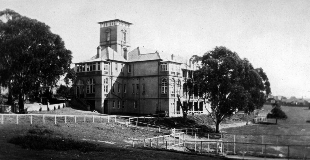 Mount St. Mary's Convent, Katoomba