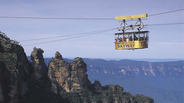 Ask Roz Scenic Skyway