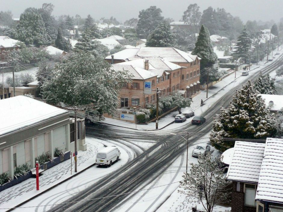 Katoomba Weather Tips