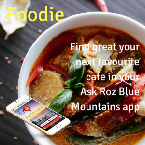Ask Roz Blue Mountains Foodie