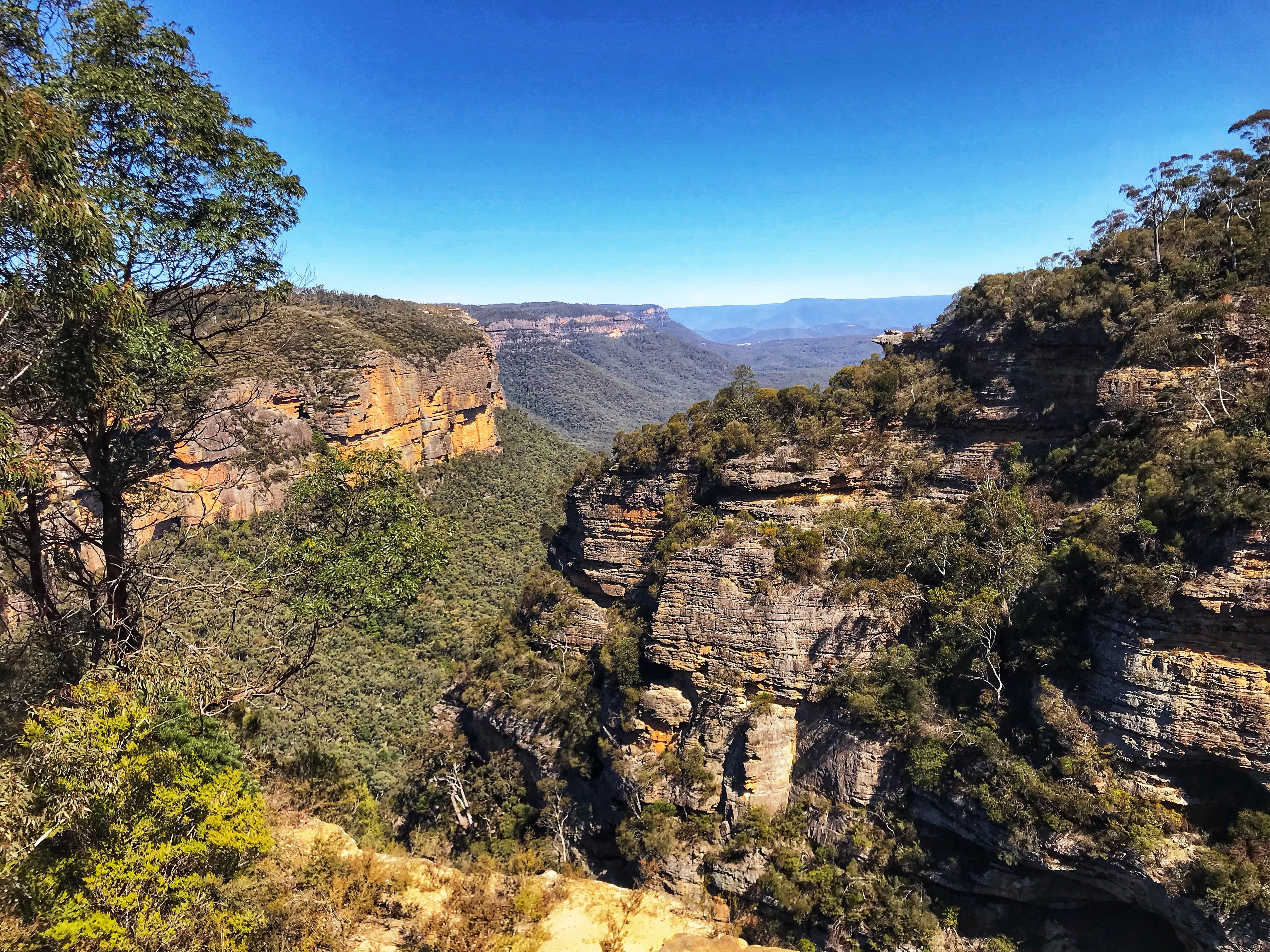 Therabulat Lookout and Norths Lookout