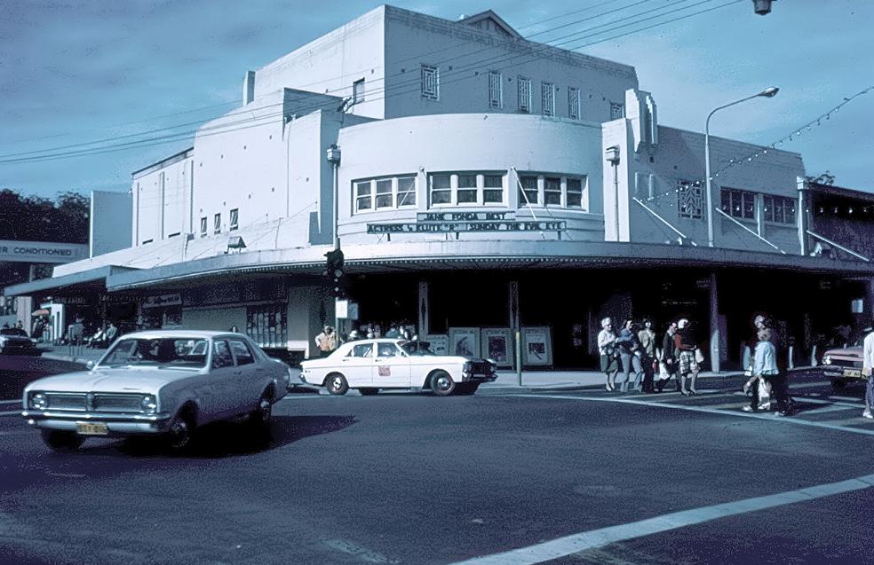 Regal theatre 1972