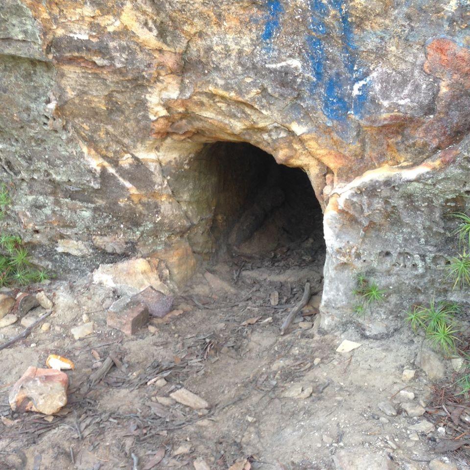 Lawson Silo or convict hole