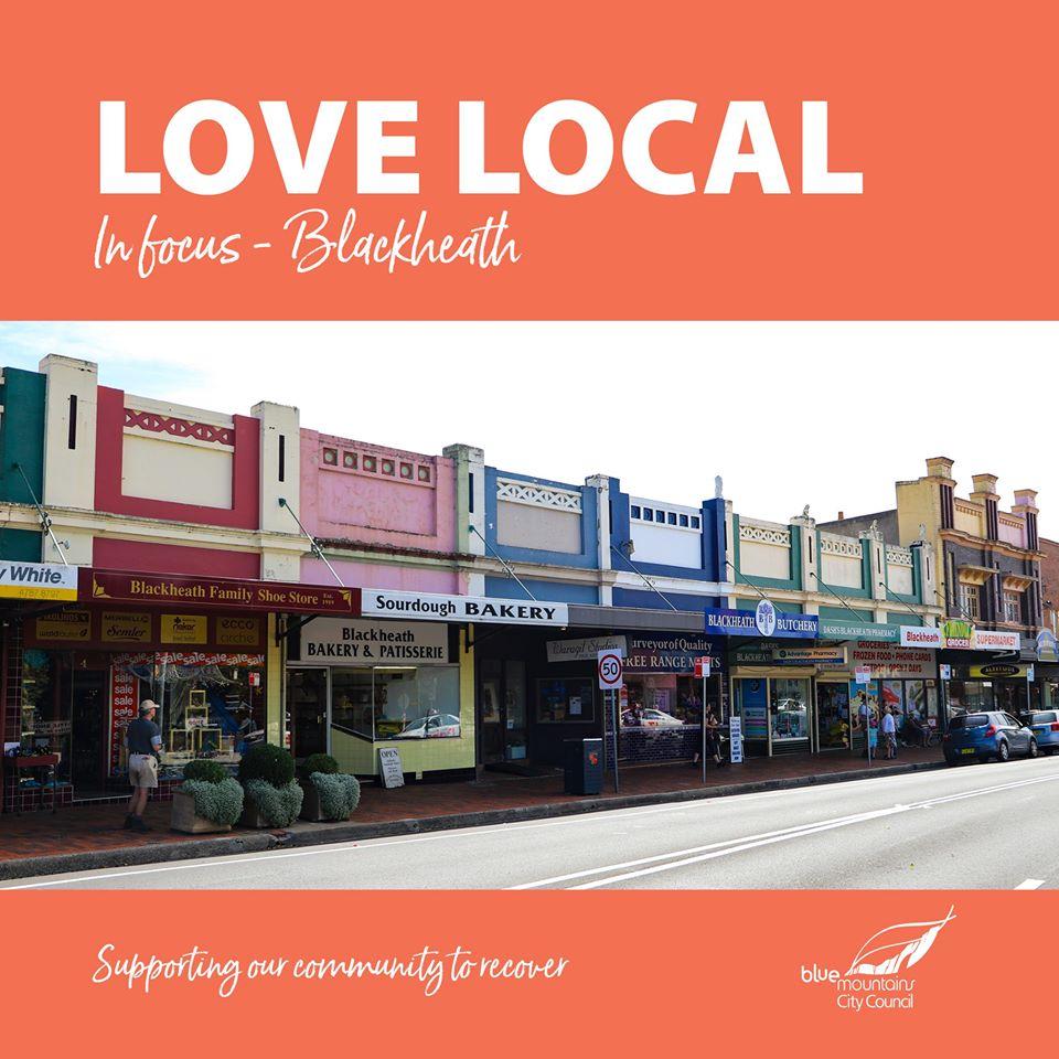 Love Local - Blackheath, Megalong Valley and Shipley Plateau