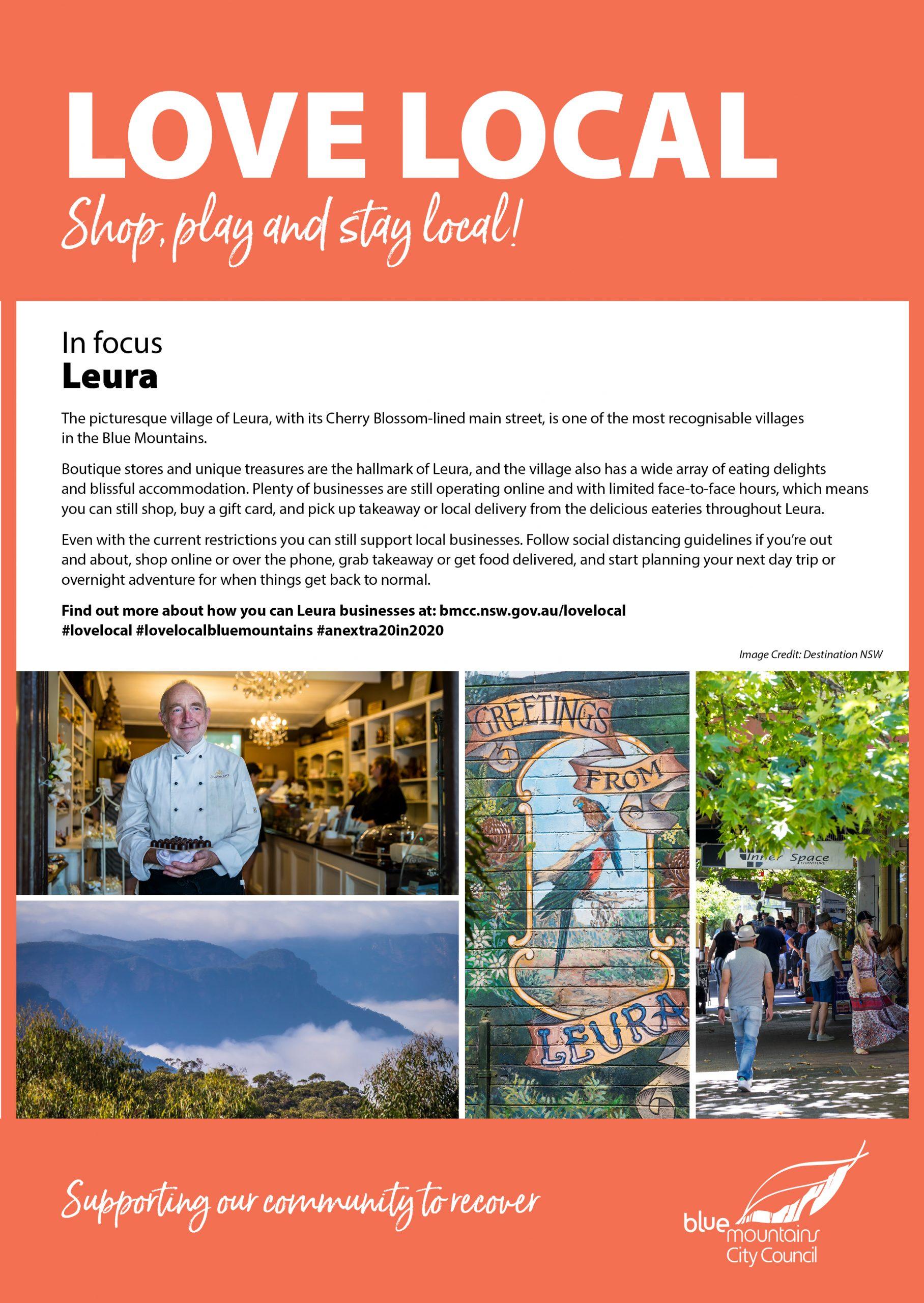 Love Local Leura