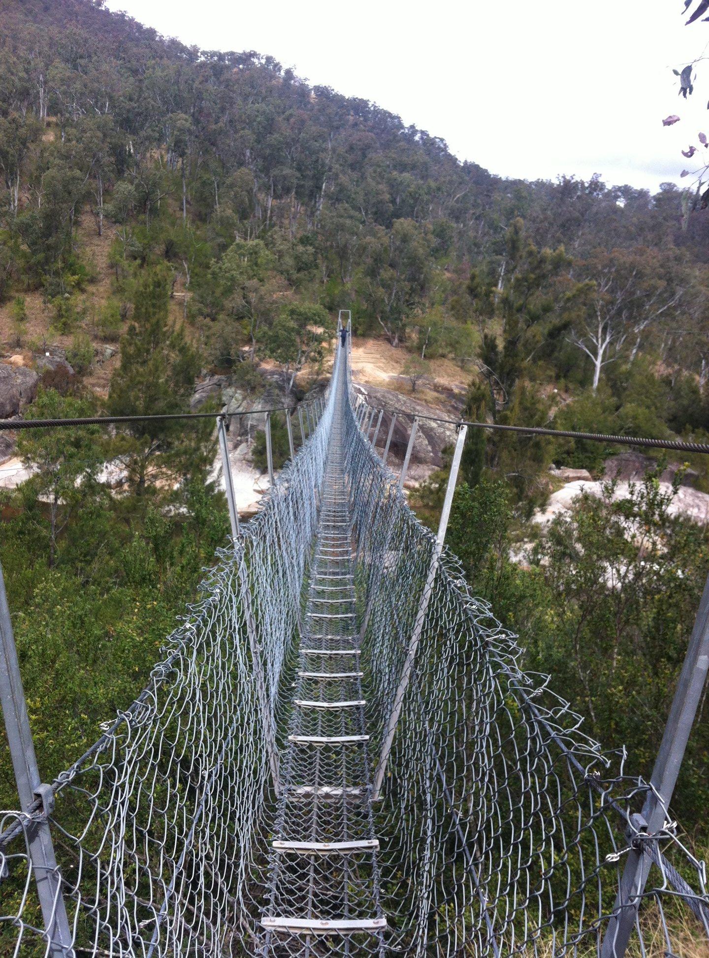 Bowtells Suspension Bridge