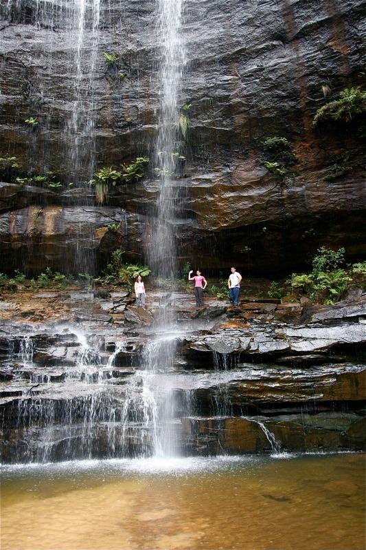 Wentworth Falls, Slack Stairs