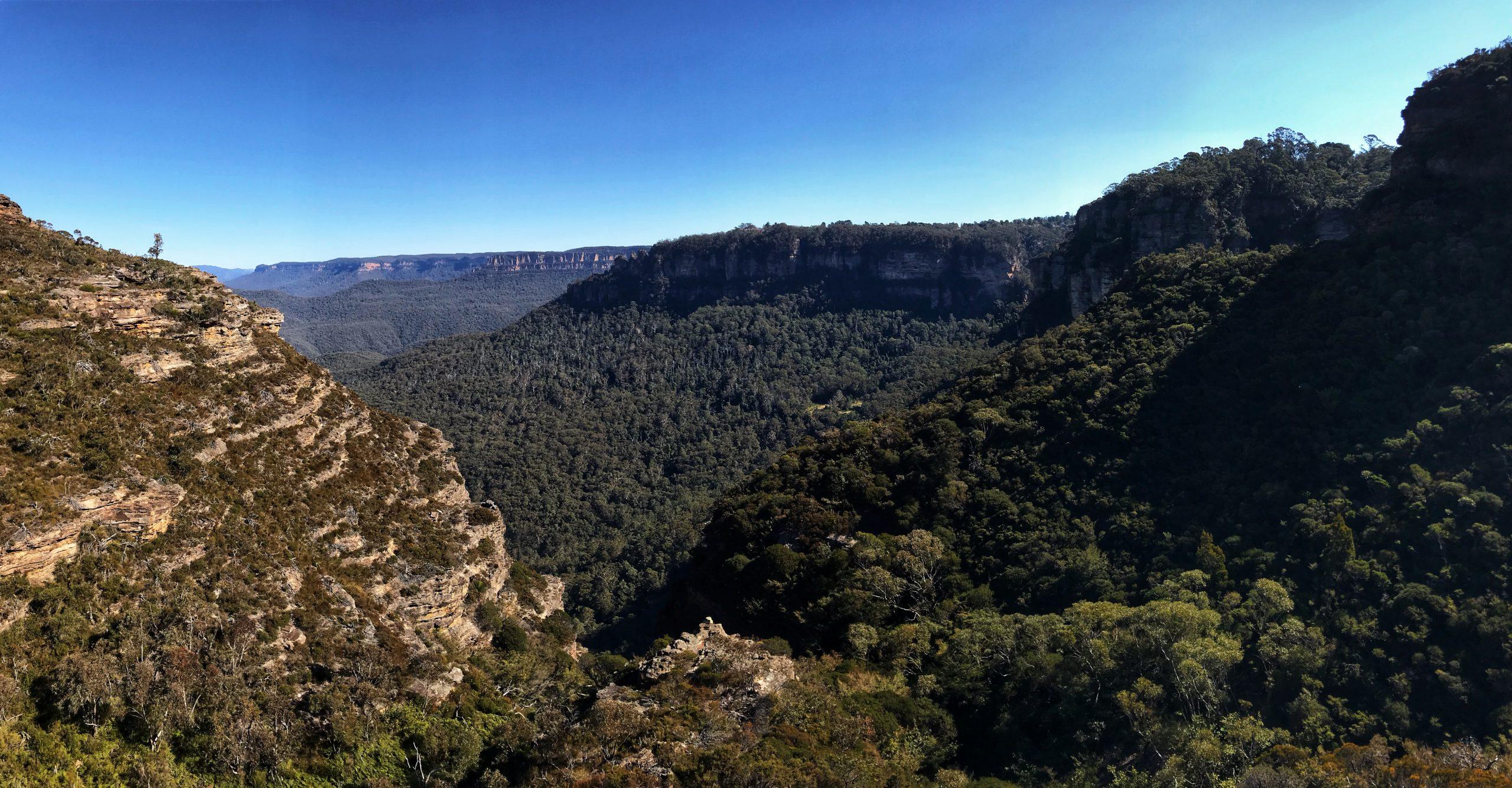 Grand Cliff Top Walk