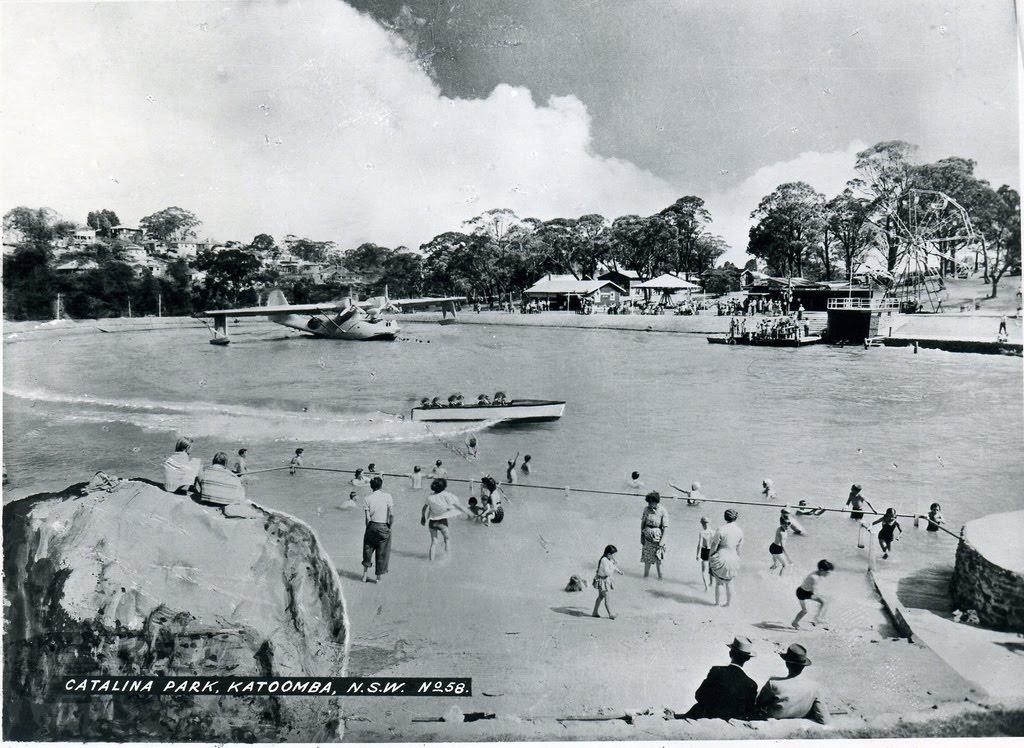 Catalina Park, Katoomba