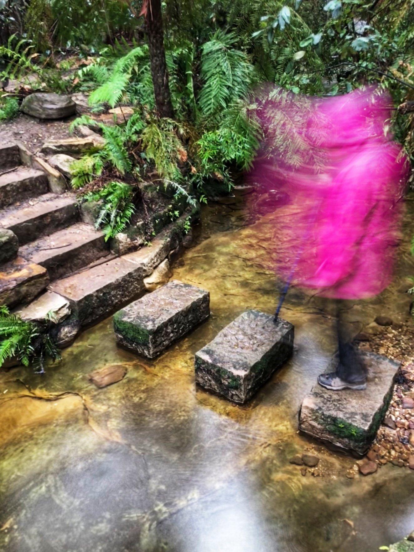Lawson Waterfall Loop Walk