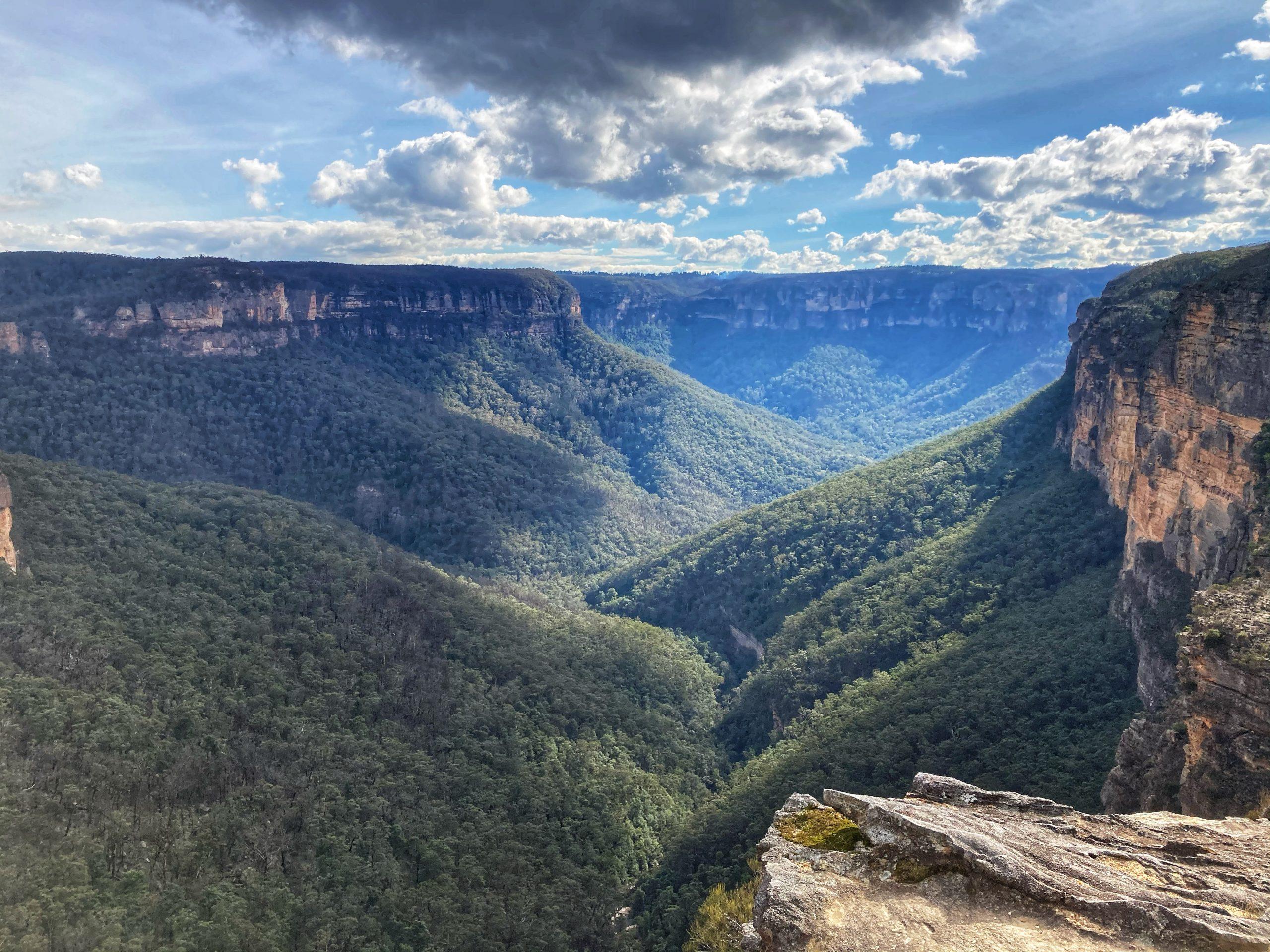 Fortress Ridge Lookout, Leura