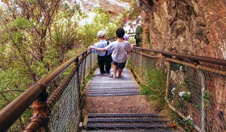 Katoomba Giant Stairway
