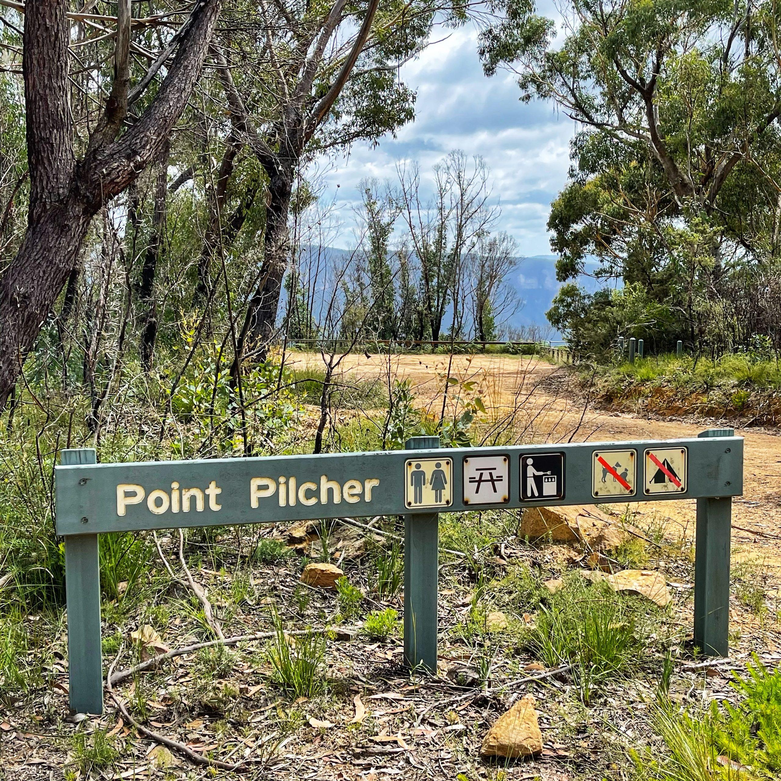 Point Plicher, Medlow Bath