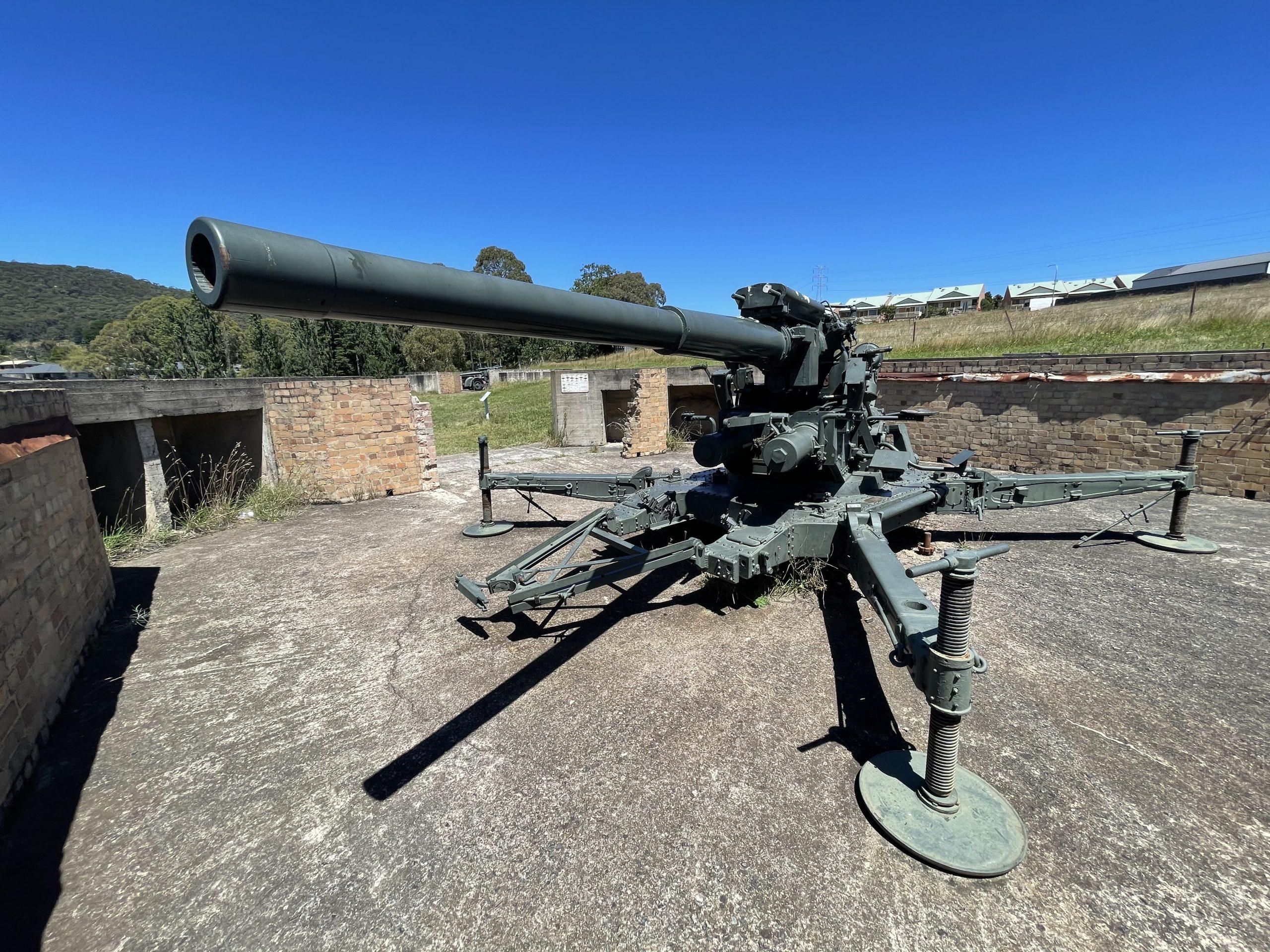 Lithgow Gun Emplacement