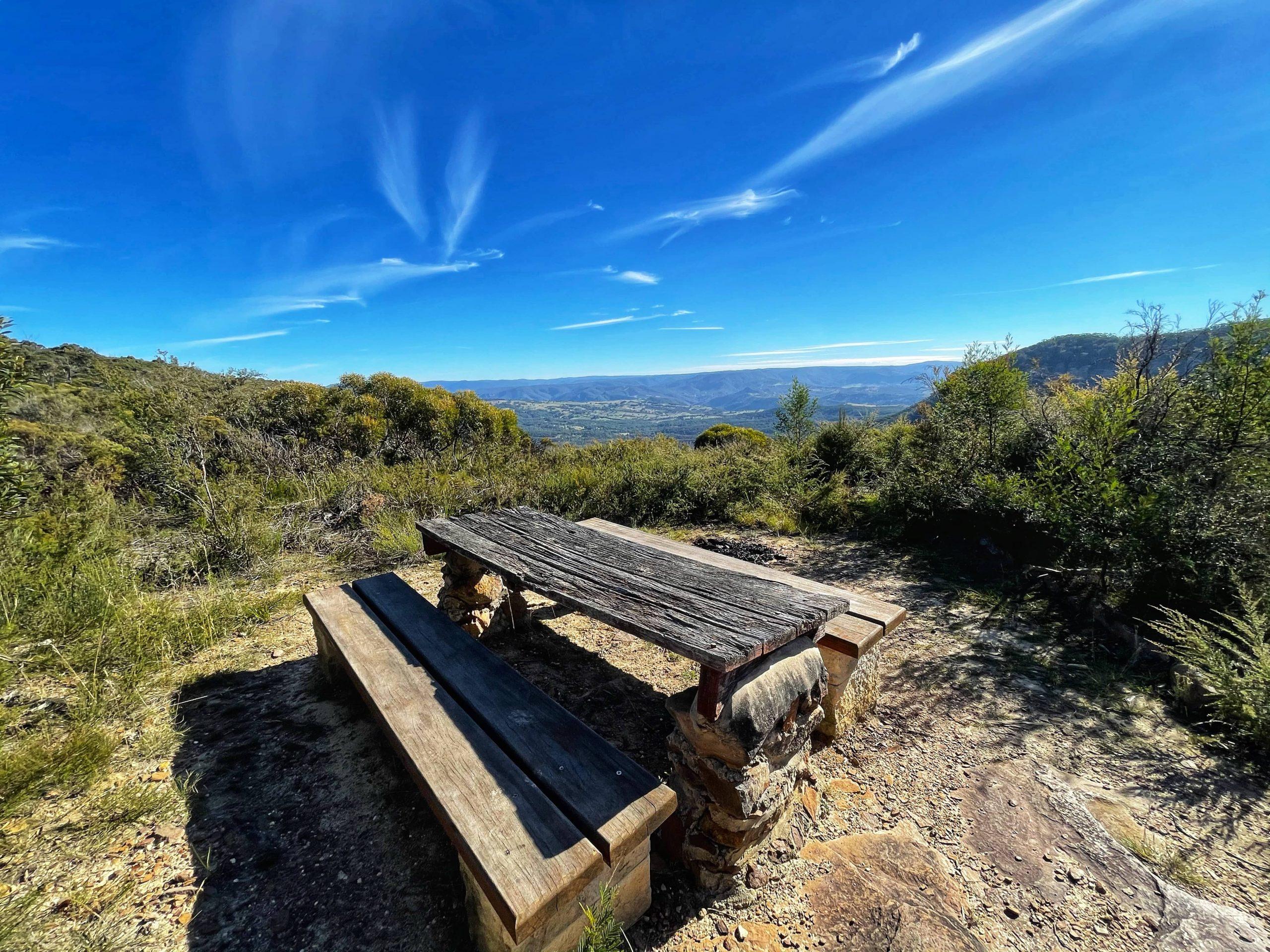 Peckmans Plateau Lookout