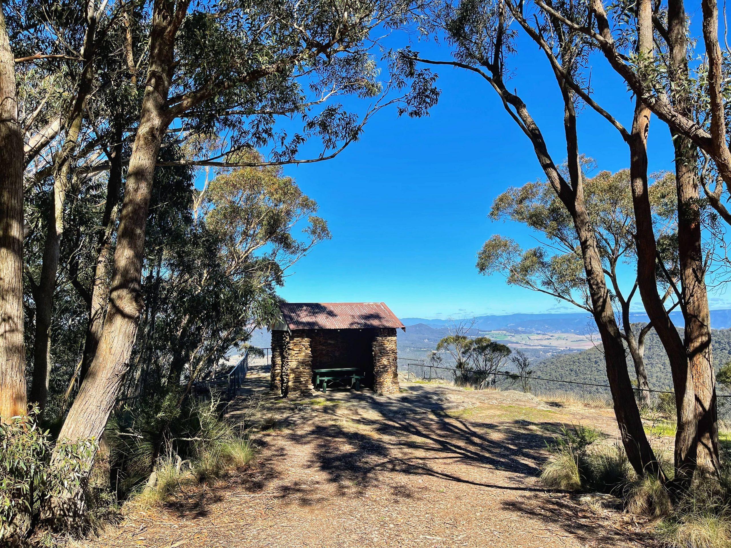 Mitchells Ridge Lookout