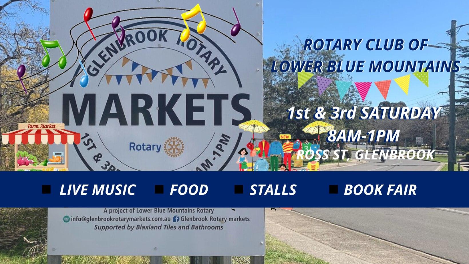 Glenbrook Rotary Markets