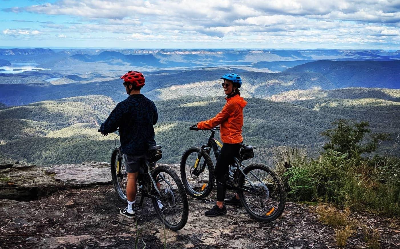 Blue Mountains Biking Adventures