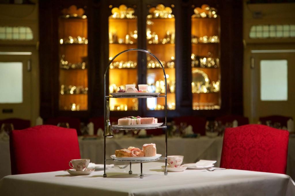 Carrington Hotel, Katoomba, High Tea