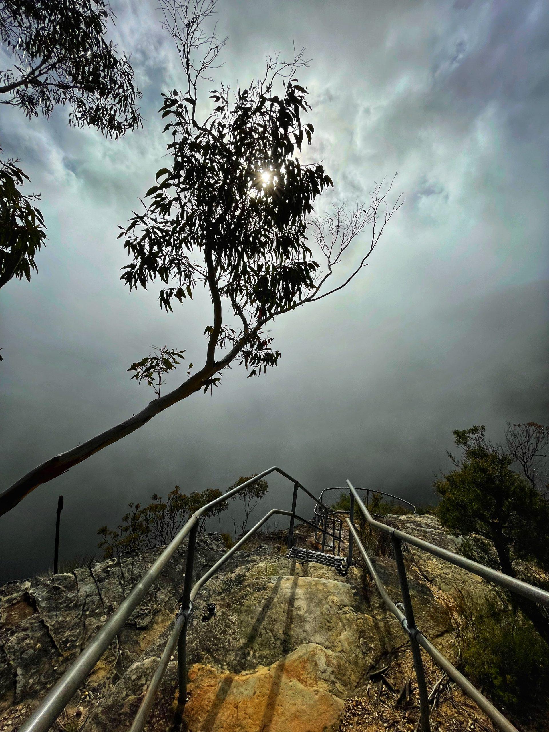 Bridal Veil View Lookout, Leura