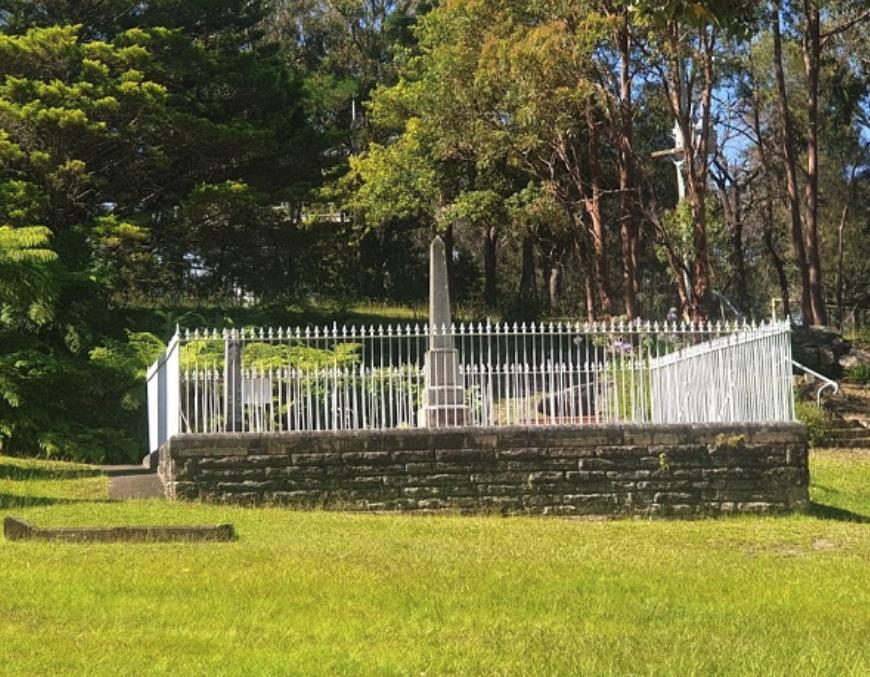 Sir Henry Parkes grave