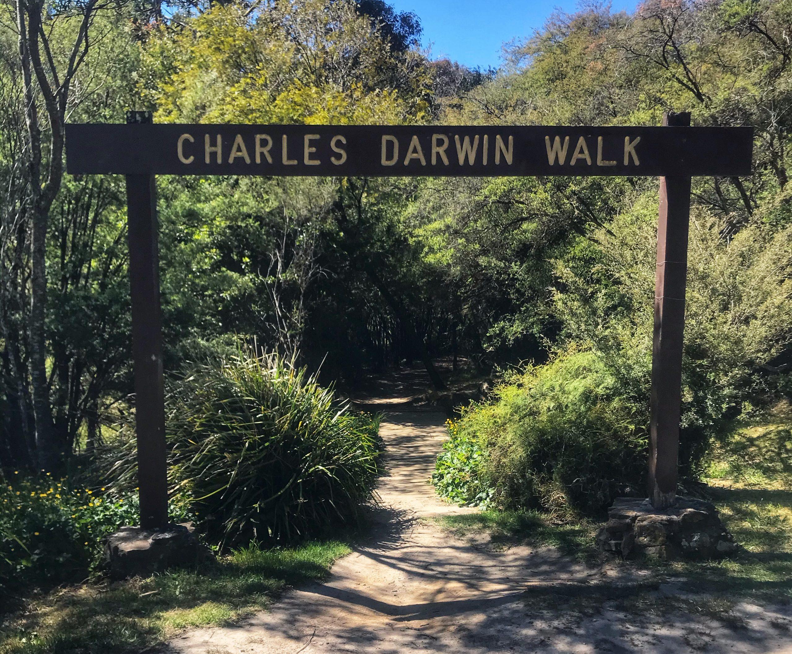 Charles Darwin Walk